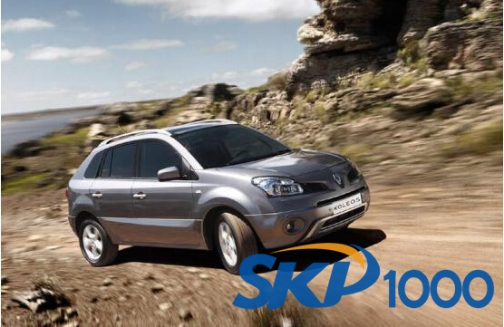 Skp1000 Program 2015 Renault Koleos Smart Card User Guide