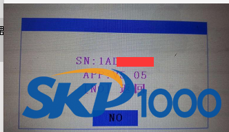 SKP1000 Tablet Auto Key Programmer Tech Support